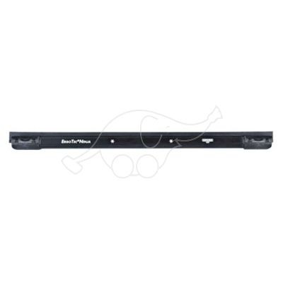 ErgoTec®-NINJA Aluminium Channel 75cm, w/Soft rubber