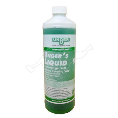 Liquid Window Cleaning Soap 1L bottle