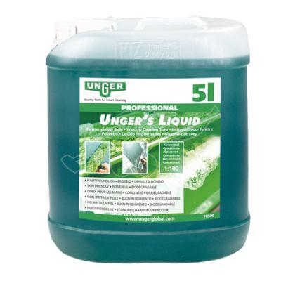 Liquid Window Cleaning Soap 5L bottle
