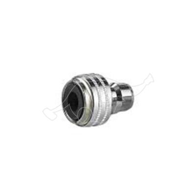"Vikan 3/4"" tap coupling w/reducing piece male"
