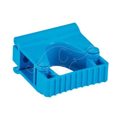 Vikan Hi-Flex varrehoidja seinale 1-kummiga moodul, sinine