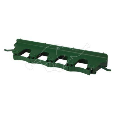 Vikan Wall bracket green R: V1011x