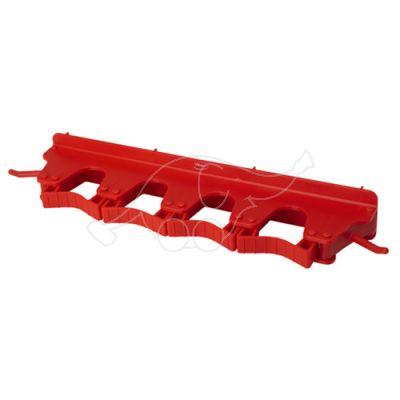 Vikan Wall bracket red R: V1011x