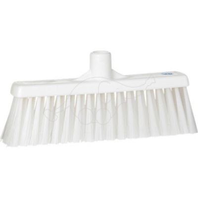Broom with straight neck 310mm medium white