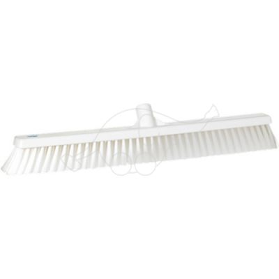 Soft floor broom 610mm white