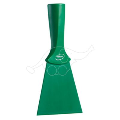 Nylon Hand Scraper, 100mm Green