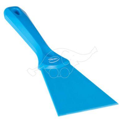 Nylon Hand Scraper, 100mm Blue