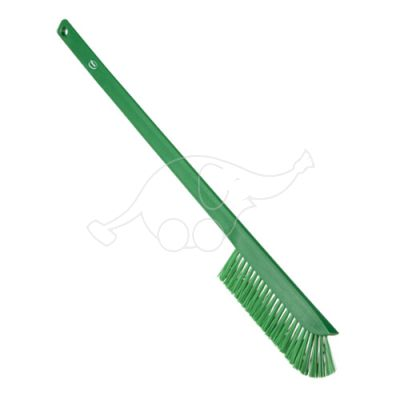 Vikan Ultra-Slim Cleaning Brush with Long Handle, 600 mm, M