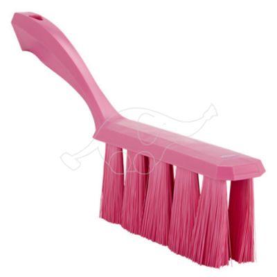 UST bench brush, 330mm, soft, pink