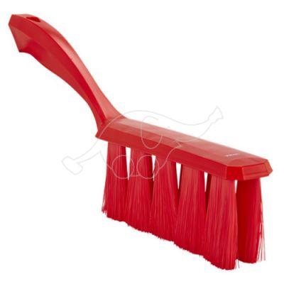 UST bench brush, 330mm, soft, red
