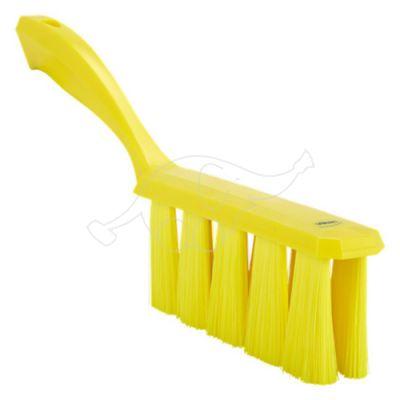 UST bench brush, 330mm, soft, yellow