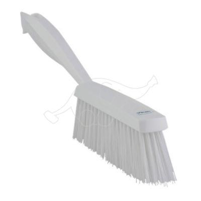 Vikan hand brush medium white