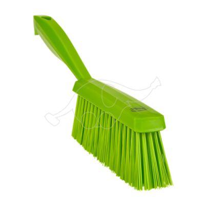 Vikan hand brush medium lime