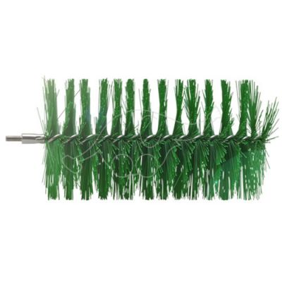 Tube brush flexible handle 90mm green