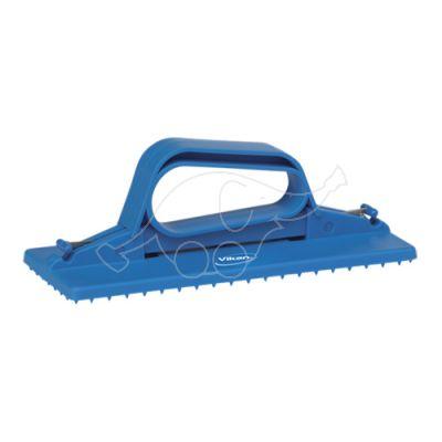 Vikan pad holder hand model 230mm blue
