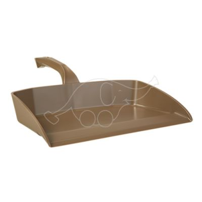 Dustpan 330x320x50mm brown