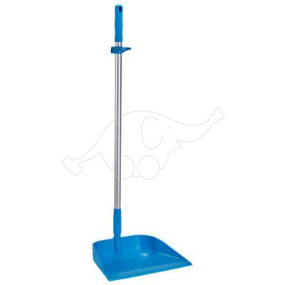 Upright dustpan, 330mm, Blue