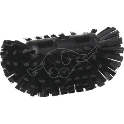 Stiff tank brush black