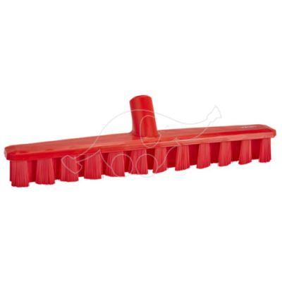 UST Deck Scrub, 400mm, Stiff, red
