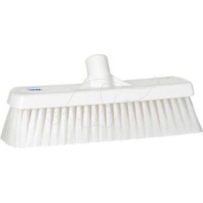 Medium floor broom, 300 mm white