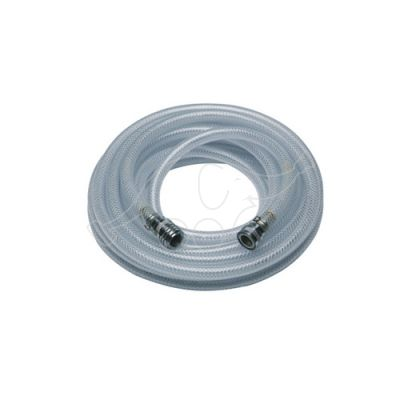 "Vikan cold water hose 10m  1/2"", white"