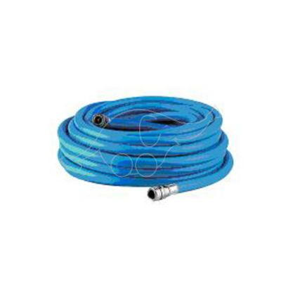 Vikan hot water hose 10m 70C/20 bar, blue
