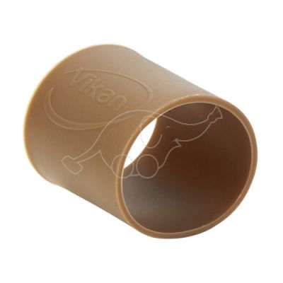 Vikan colour coding rubber band 26mm (x5) brown
