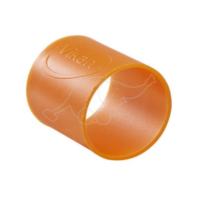 Vikan colour coding rubber band 26mm (x5) orange