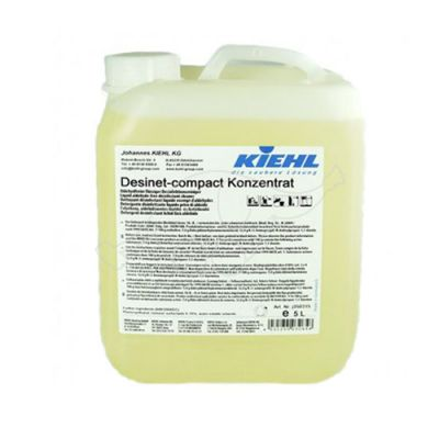Kiehl Desinet-compact Concentrate 5L disinfectant cleaner