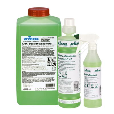 Kiehl-Desisan Concentrate 2L Liquid disinfectant cleaner