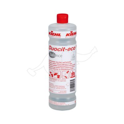 Kieh Duocit-eco balance 1L sanitary cleaner odor-and colorle