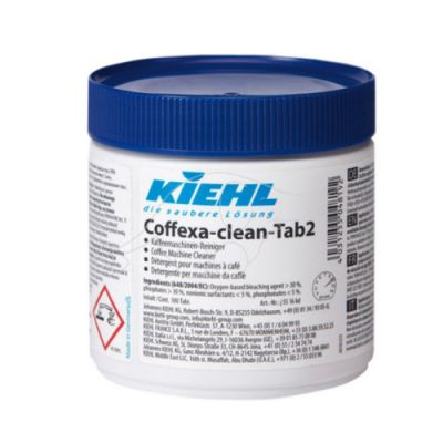 Kiehl Coffexa-clean Tab2 100tk Coffee Machine Cleaner