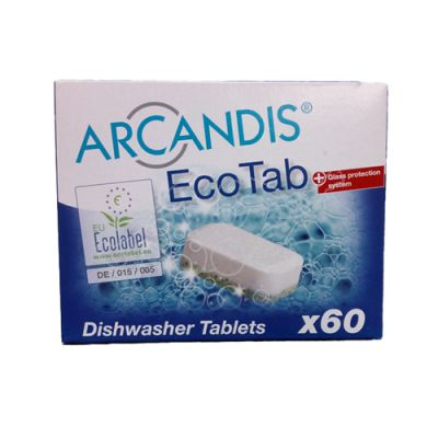 Kiehl Arcandis Eco dishwashing tablets 60 pcs
