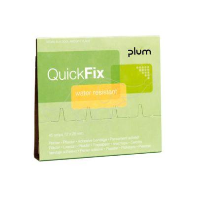 Plum QuickFix veekindlad plaastrid Water resistant 45tk