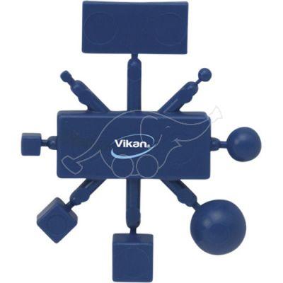 Vikan kit for metal detection, 55 mm, Dark blue