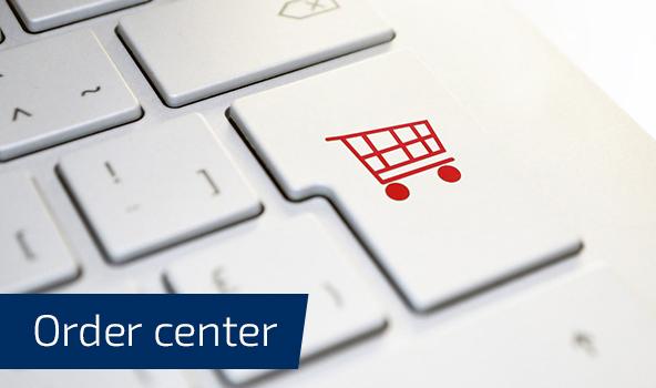 Order center