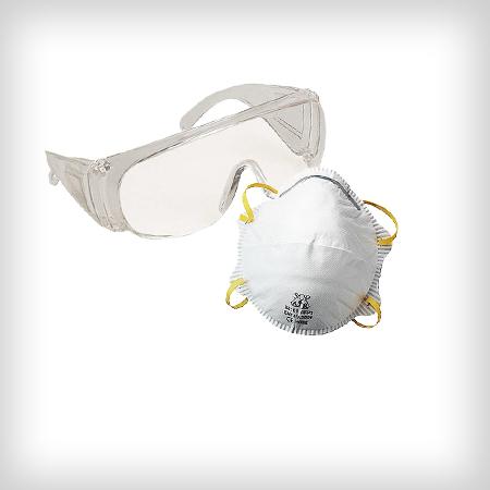 Work protective equipment