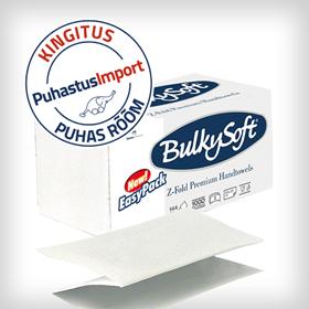 BulkySoft Easy Pack lehträtikud